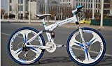 R CYCLES Carbon Steel Foldable Adventure Sports MTB Cycle with Merc Tag