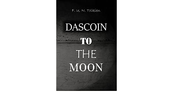 Buy Dascoin to the Moon: Dascoin, Notebook, Gift, Funny