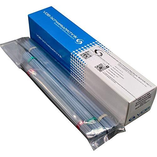 Schweisselektroden Edelstahl 1.4337-312 - Croni 29 9 - MIX Von 1.6 bis 4.0 mm [ 1.6 & 3.2 mm - jeweils ca. 1.0 Kilogramm ]