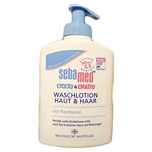Sebamed Baby & Child Waschlotion skin & hair, 200ml by Sebamed