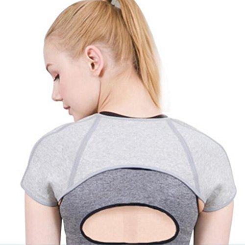 Haltebänder Selbsterhitzung Schulter Nackenschutz Heath Halten Warm-Large