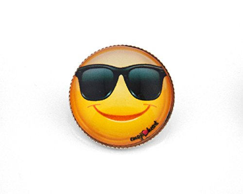 Emoji-Kissen-1 - Pin Button emojihe tipo - Cooler