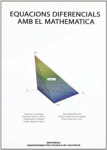 Equacións diferencials amb el Mathematica (Académica)