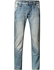 SSLR Jeans - coton - Taille normale pour Homme