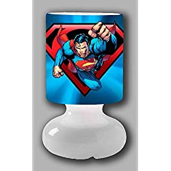 Làmpara de mesa superman 2