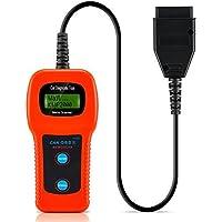 OBD2,AQV Strumenti Auto OBD2 Scanner Diagnosi Auto Scanner OBD2 OBDii EOBD2 OBDii Strumento Diagnosi Auto Scanner Auto Car Diagnostic Tool Strumenti Diagnostici Per Motore OBD2 Scan Tool