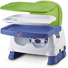 Fisher Price Healthy Care Booster Seat, Multi Color