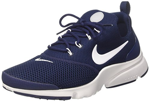 Nike Herren Presto Fly Trainer Blau (Midnight Navy/white/midnight Navy)