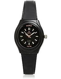 Horo(Imported) Plastic Round Wrist Watch 30X27mm