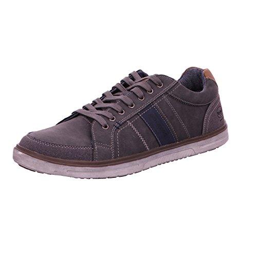 Dockers 39FN003 Herren Sneakers Grau, EU 45