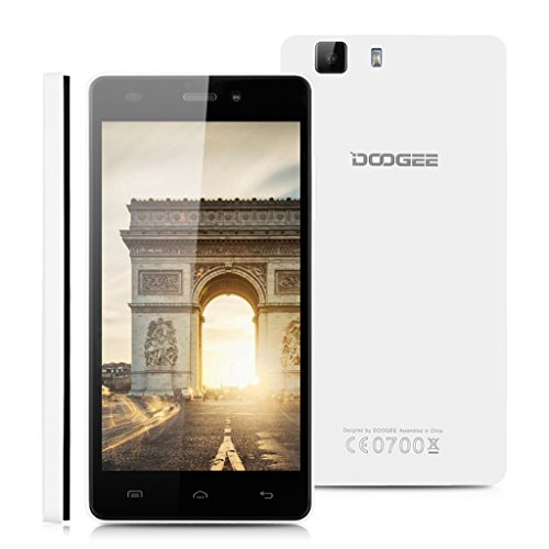 Doogee X5 Pro - Smartphone Libre 4G Android 5.1 (Quad Core, 5.0