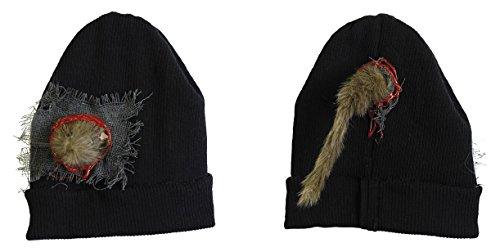 Beistle 00319Ratten Knit Cap, eine Größe passend für die meisten (Halloween-dekorationen Meisten Die Scary)