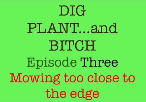 mowing-too-close-to-the-edge-dig-plant-and-bitch-the-soap-opera-for-gardeners-book-3-english-edition