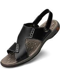 CAI@Bei Den Herren Sommer Baotou Outdoor Freizeit Schuhe Sandalen 44 Schwarz