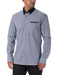 Selected Homme Herren Langarm Hemden Damian shirt ls s C