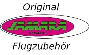 Jamara Jamara230122 - Tubo de carbón (5x3 x 1000 mm)