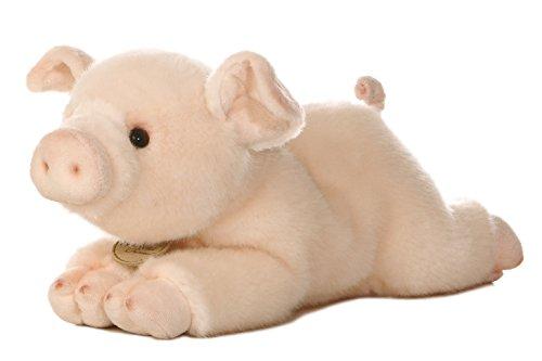 Aurora World Miyoni Pig Plush, 11 by Aurora World (Aurora Plüsch Schwein)
