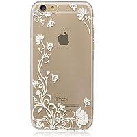 iPhone 6 Hülle, iPhone 6S Case, BONROY® iPhone 6 6S Transparent weich case Ultra Schlank Flexibel Weiche TPU Zurück... preisvergleich bei billige-tabletten.eu