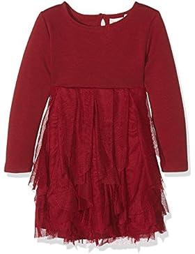 Name It Nitwemilla Ls Dress Wl Mz, Vestito Bambina