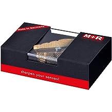 M + R 706041000Sacapuntas Granada Fácil latón regalo del paquete