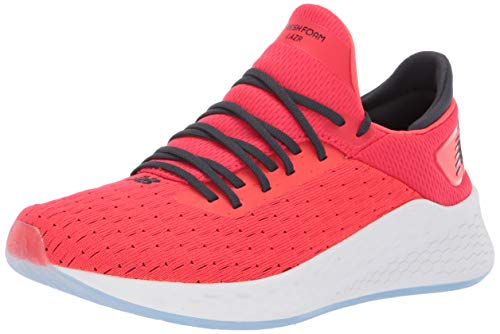 New Balance Unisex-Kinder LAZR Hallenschuhe, Rot (Energy Red/Outerspace Ld), 38 EU -