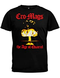Cromags The Age Of Quarrel (Color) Adult T-Shirt