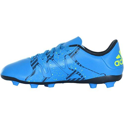 adidas Performance X15.4 Fxg Jungen Fußballschuhe Solblu/Syello/Cblack