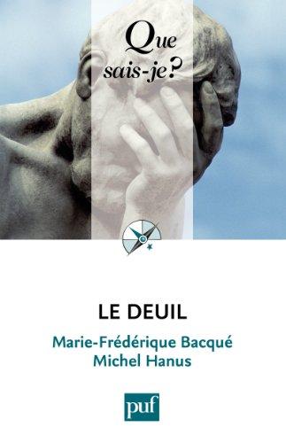 Download Le deuil: « Que sais-je ? » n° 3558 epub, pdf