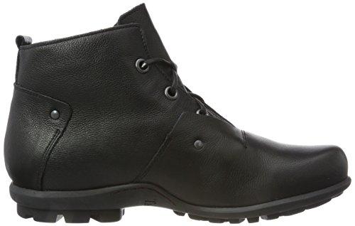 Think! Kong_989659, Desert Boots Homme Noir (Sz Hydro 01)