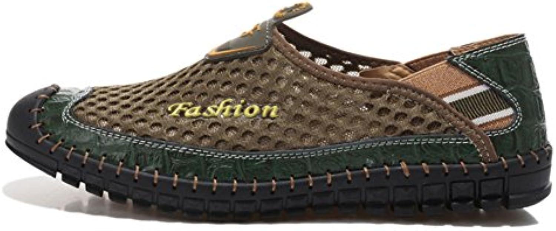 Sommer Mesh Schuhe/Herren Netz betritt Schuhe/Faul  atmungsaktivem Mesh Schuhe/Beiläufige Schuhe der Männer
