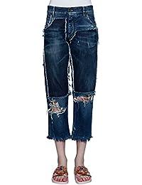 Dolce E Gabbana Femme FTAVFZG885NB0013 Bleu Coton Jeans