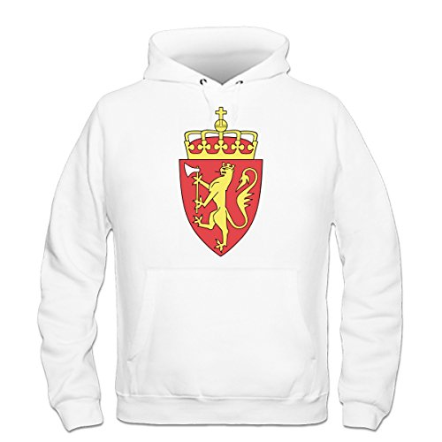 Norwegen Wappen Kapuzenpulli by Shirtcity (Wappen Norwegen)