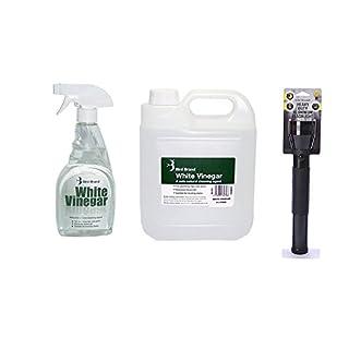 Bird Brand White Vinegar Spray 500ml PLUS 4 Litre Refill