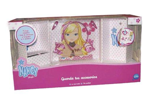Nancy - Armario con Accesorios (Cife Spain Business 34345)