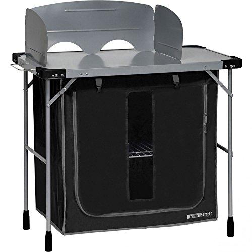 Berger Küchenbox Campingküche Stahl