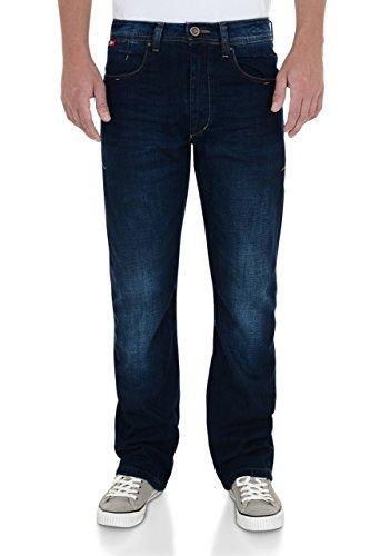 Lee Cooper -  Jeans  - Jeans boot cut - Uomo Slavato scuro  30W x 34L