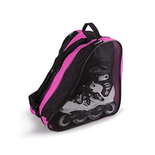 Grizack - Bolsa de Transporte para Patines de Hielo con Correa para el Hombro para niños y Adultos