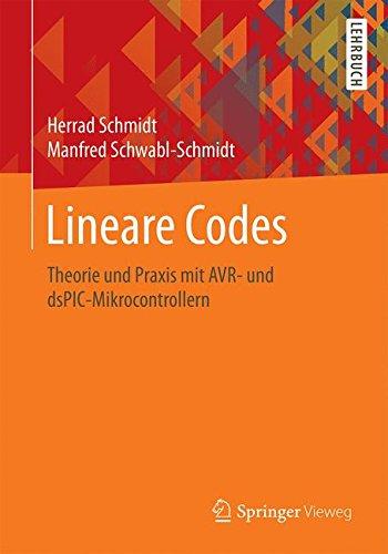 Lineare Codes: Theorie und Praxis mit AVR- und dsPIC-Mikrocontrollern