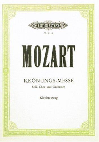 Kronungsmesse KV 317 (Ka) Chant