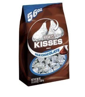 hersheys-kisses-milk-chocolate-56-ounce-bag-pack-of-4-by-the-hershey-company