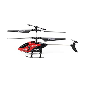 Dosinn RC Helicopter,3.5 Channel Remote Controlled Helicopter with Gyro and LED Light for Indoor Outdoor, Ready to Fly RC Airplane Model Best Birthday Toy Gift for Kids,Teens and Even Adults by Donsinn