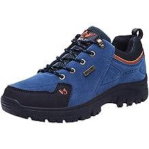 Kinlene Zapatos de Senderismo para Hombres Zapatos para Escalar Zapatos de Trekking  al Aire Libre Zapatos f0611cfc494