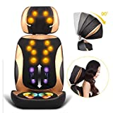WEII Massagegerät Smart Massagematte Multifunktionale Elektrische Heizung Massagegerät Luxus Massagekissen