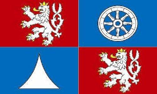 U24 Flagge Fahne Reichenberg Region 90 x 150 cm