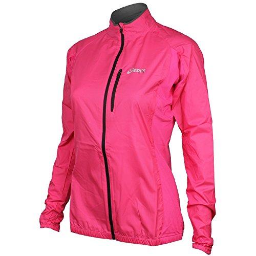ASICS Core Damen Laufjacke, Pink, Rose, S