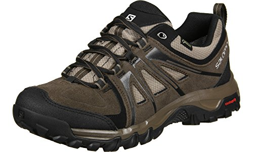 Salomon  Evasion GTX, Chaussures de trekking et randonnée homme brown