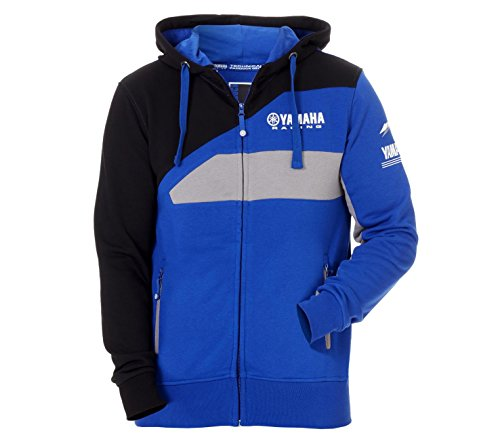 a558448d58dd28 Yamaha Sweat Paddock 2018 Zip Nouvelle collection Yamaha 2018