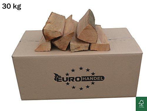 30kg Brennholz Buche Kaminholz ofenfertig (bis 33 cm)