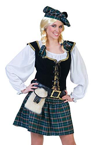 Schottin Connora Kostüm Damen Gr. 40 42 (Theater Kostüm Schottland)