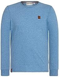 Naketano Male Sweatshirt Italienischer Hengst Langen V